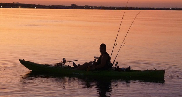 Fishing From Kayak: The Best Fishfinder For Kayak featured image